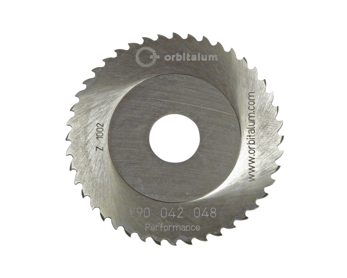 Performance Blades for Orbitalum GF and RA Tube and Pipe Saws