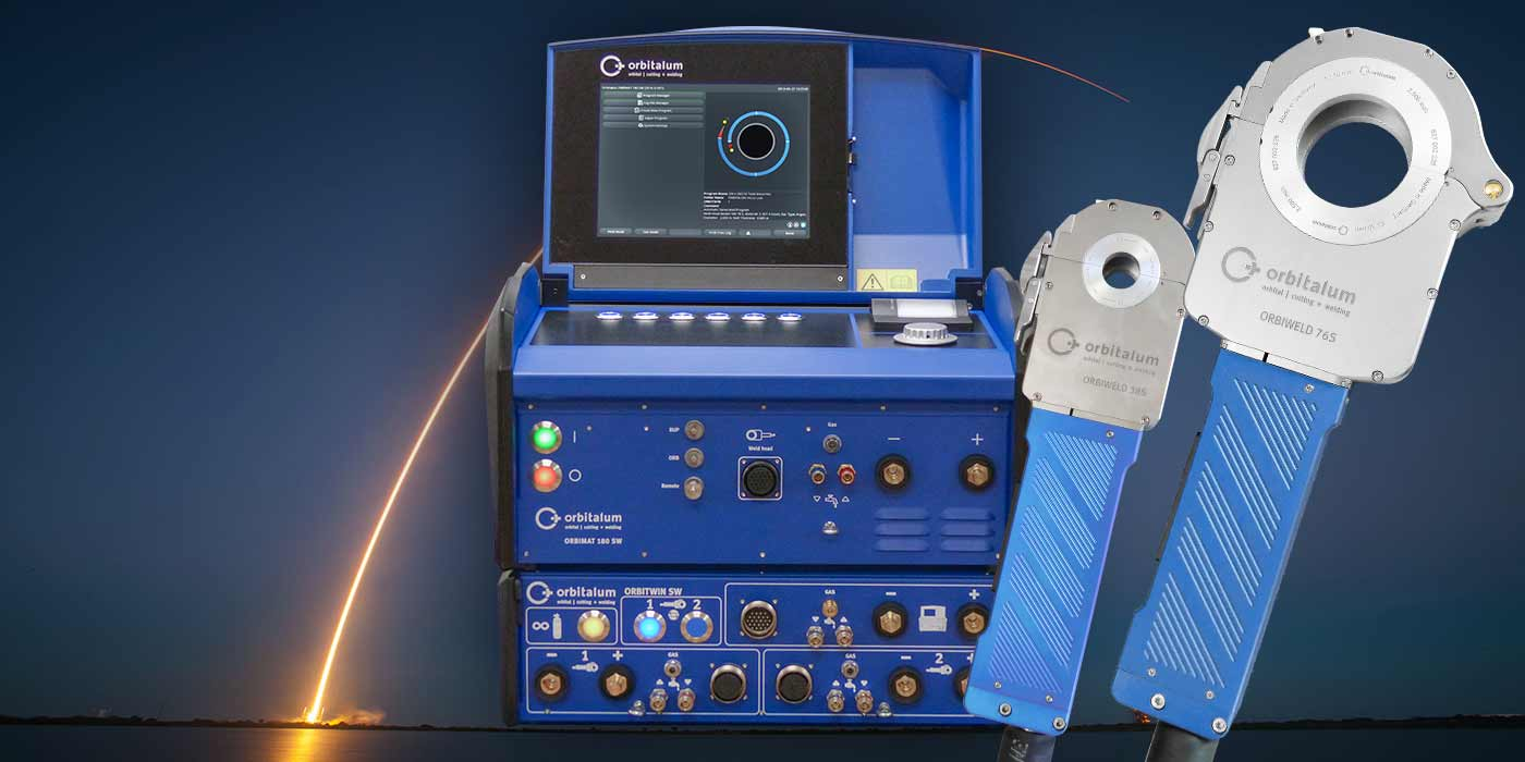 Orbitwin SW Orbital Welding Switching Unit